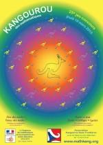 Affiche du concours Kangourou 2015